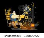 steam engineer. worker...