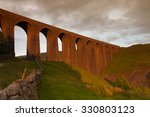 Old Arten Gill Viaduct In...