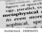Small photo of Metaphysical