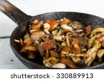 Sauteed Wild Mushrooms With...