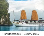 Beautiful Nature In Halong Bay...