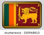 flag of sri lanka. vector. | Shutterstock .eps vector #330968813