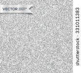 shining silver glitter texture... | Shutterstock .eps vector #331011383