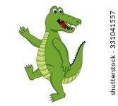 crocodile | Shutterstock .eps vector #331041557