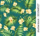 seamless tropical pattern....   Shutterstock .eps vector #331068527