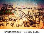 Ugly Graffiti Wall  Urban Art