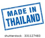 thailand blue square grunge... | Shutterstock .eps vector #331127483