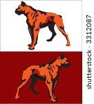 dog | Shutterstock .eps vector #3312087