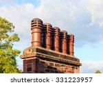 chimney stack.  a chimney stack ...