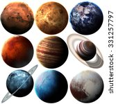 High Quality Solar System Planets - Fine Art prints