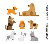 dog | Shutterstock .eps vector #331271057