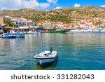 samos island  greece   sep 25 ... | Shutterstock . vector #331282043