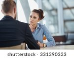Job Interview Recruiter Listen...