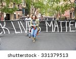 new york city   october 24 2015 ... | Shutterstock . vector #331379513