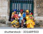 havana  cuba   july 17  2013 ... | Shutterstock . vector #331689503