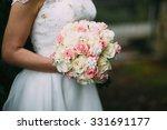 flowers wedding | Shutterstock . vector #331691177
