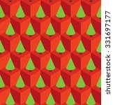 vector seamless pattern with... | Shutterstock .eps vector #331697177