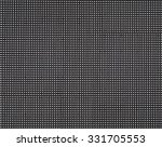 close up led tv display big... | Shutterstock . vector #331705553
