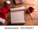 Empty Wishlist For Santa Claus...