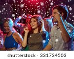 new year party  holidays ... | Shutterstock . vector #331734503