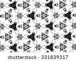 black patterns. u | Shutterstock . vector #331839317