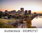 Downtown Richmond  Virginia...