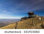 highest hill of czech republic  ... | Shutterstock . vector #331923083