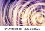 golden abstract background... | Shutterstock . vector #331988627
