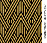 geometric striped ornament....   Shutterstock .eps vector #331992557