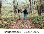 family of three people | Shutterstock . vector #332148077