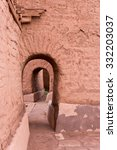 Small photo of Abo Pueblo Ruins New Mexico