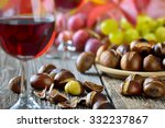 Roasted Chestnuts With South...