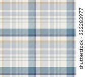 seamless tile pattern  plaid | Shutterstock .eps vector #332283977