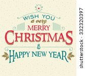 Wish You A Very Merry Christma...