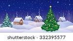 vector cartoon illustration of...   Shutterstock .eps vector #332395577