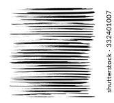 abstract black long textured... | Shutterstock .eps vector #332401007