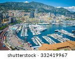 View Of Luxury Yachts And...