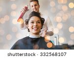 Beauty  Hairstyle And People...