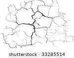 Cracked Desert Floor Pattern ...