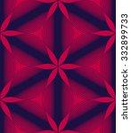 seamless geometric vintage... | Shutterstock .eps vector #332899733
