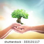 corporate social responsibility ... | Shutterstock . vector #333131117