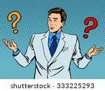 Questions Businessman...