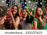 new year party  holidays ... | Shutterstock . vector #333237623