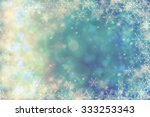 christmas background | Shutterstock . vector #333253343
