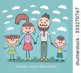 vector illustration  cartoon ... | Shutterstock .eps vector #333270767