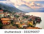 View Of Como Lake  Milan  Ital...