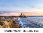 atlantic ocean waves on the... | Shutterstock . vector #333302153
