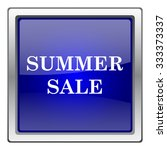 summer sale icon. internet... | Shutterstock .eps vector #333373337