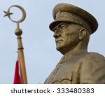 Small photo of Ataturk Statue