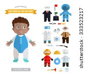 vector infographics about the... | Shutterstock .eps vector #333523217
